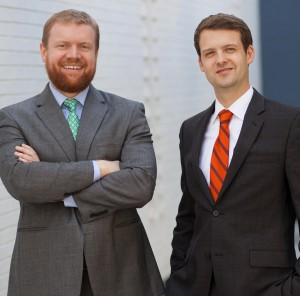Injury Lawyers James Radford & Regan Keebaugh